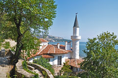 Balchik Palace Royalty Free Stock Photos
