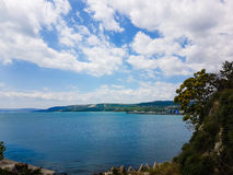 Balchik resort Royalty Free Stock Photos