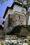 Balchik Schloss lizenzfreies stockbild