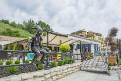 Balchik ,seaside resort in Bulgaria Stock Photography