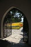 Balcic gardens Royalty Free Stock Image