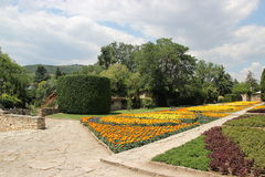 Balcic gardens Stock Photo