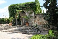 Balcic gardens Royalty Free Stock Photography