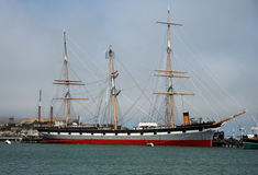 The Balclutha (1886) Royalty Free Stock Photo