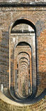Balcombe Viaduct Lizenzfreies Stockfoto