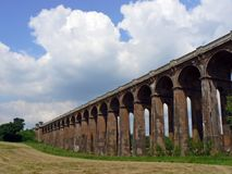Balcombe Viaduct Stockbilder