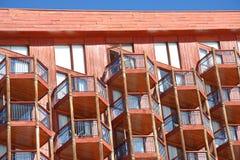 Ξενοδοχείο Patios  Στοκ εικόνες με δικαίωμα ελεύθερης χρήσης
