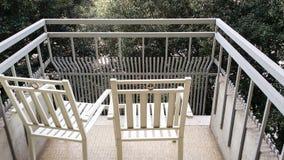 Balcon Obraz Royalty Free