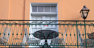 Balcon Images stock