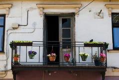 Balcon coloré Image stock