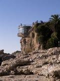 The Balcon de Europa in Nerja Andalucia Spain Royalty Free Stock Photo