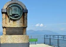 Balcon de l'Italie Images stock