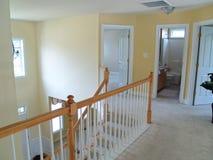 Balcon intérieur Photo stock