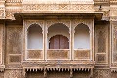 Balcon Sculpted Photos libres de droits
