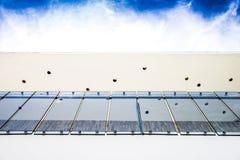 Balcon sur l'horizon Images libres de droits