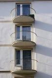 Balcone Fotografie Stock