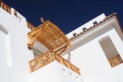 Balcone Fotografia Stock