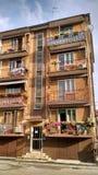 Balcone italiano fotografie stock