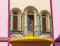 Balcone luminoso Immagini Stock Libere da Diritti