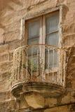 Balcone maltese Fotografie Stock Libere da Diritti