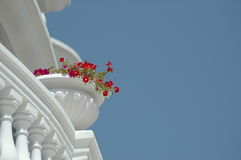 Balcones Fotografía de archivo