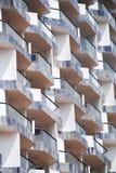 Balcones foto de archivo