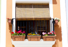 Balcones 2 foto de stock royalty free