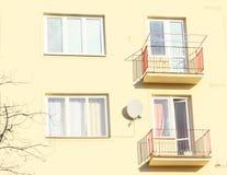 balcones Fotos de archivo