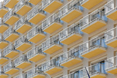 balcones Imagen de archivo