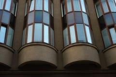 Balcones panorámicos Foto de archivo