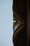 Balcones panorámicos Fotos de archivo libres de regalías