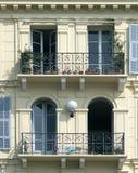 Balconi Immagine Stock Libera da Diritti