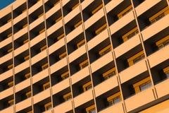 Balconi due Fotografia Stock Libera da Diritti