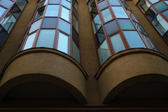 Balconi panoramici Fotografie Stock Libere da Diritti