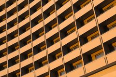 Balconi uno Immagine Stock Libera da Diritti