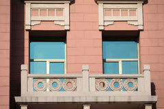 Balconies stock photos