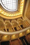 Balconies. Theatre theatre  parliament debate Royalty Free Stock Photo