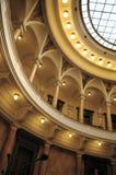 Balconies. Theatre theatre  parliament debate Royalty Free Stock Photos