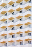 Balconies Stock Photo