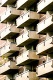 Balconies Stock Photos