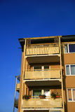 Balconies Stock Images
