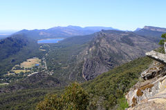The Balconies- Australia. The Balconies. Grampians National Park located in Victoria. Australia Stock Photography