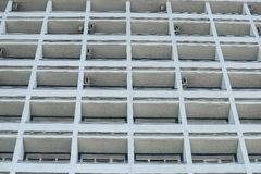 Balconies of modern hotel Royalty Free Stock Photography