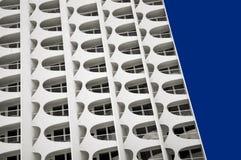 Balconies and Windows Stock Photo