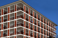 Balconies Royalty Free Stock Photo