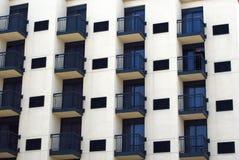 Balcons Photographie stock libre de droits