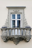 Balcony_04 Imagens de Stock