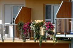 Balcony Stock Photography