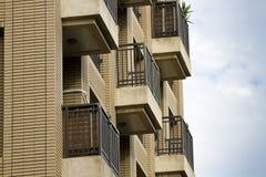 Balcony Stock Photo