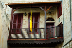 Balcony royalty free stock photography